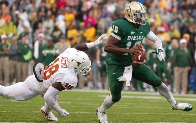 Baylor Bears at Texas Longhorns College Football Betting Odds and Predictions
