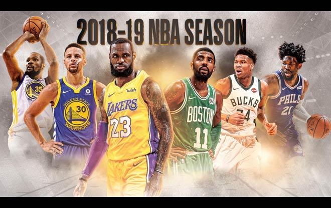 NBA 2018-19 Season Betting Odds and Expert Predictions
