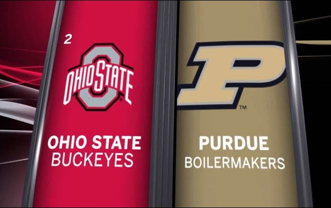 Ohio State Buckeyes Road Favorites for Betting vs. Purdue Boilermakers