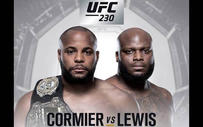 UFC Cormier vs. Lewis Betting Odds, stats and main card predictions