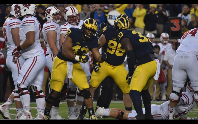 Wisconsin Badgers vs. Michigan Wolverines College Football Betting odds and predictions
