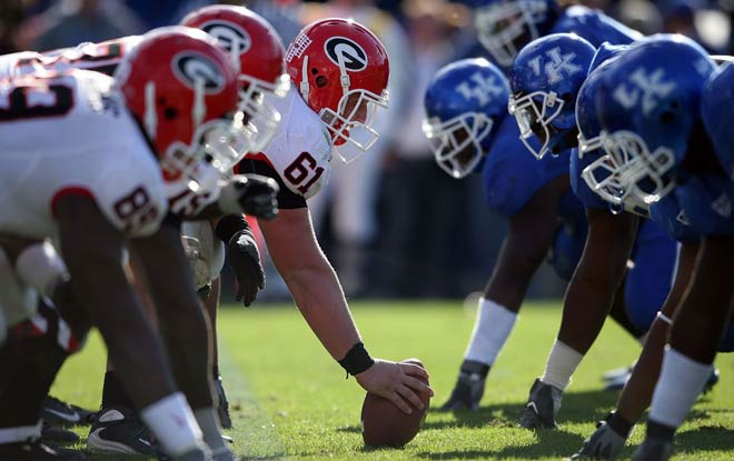 Georgia Bulldogs vs. Kentucky Wildcats College Football Betting Odds and Predictions