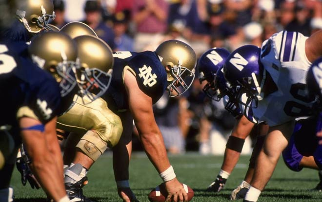 Notre Dame Fighting Irish at Northwestern Wildcats College Football Betting Preview and Odds