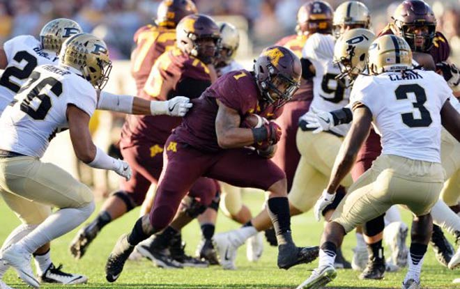 Purdue Boilermakers vs. Minnesota Golden Gophers College Football Betting Odds and Preview