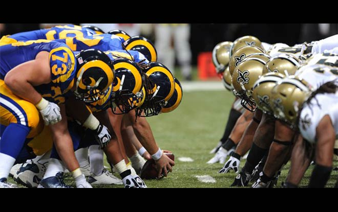 Los Angeles Rams vs. New Orleans Saints NFL Betting Odds and Predictions
