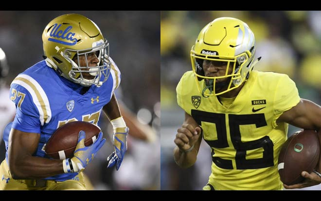 UCLA Bruins vs. Oregon Ducks - College Football Odds and Predictions