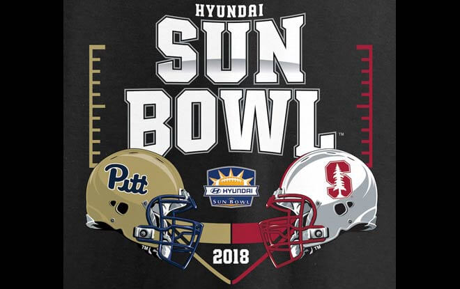 Stanford Cardinal vs. Pittsburgh Panthers Odds and Picks - 2018 Hyundai Sun Bowl