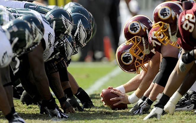 Washington Redskins at Philadelphia Eagles NFL Betting Preview, Odds and Analysis