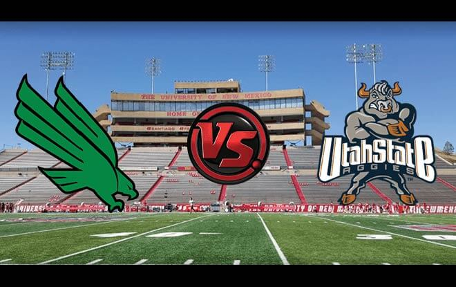 2018 ew Mexico Bowl Betting Odds and Predictions. North Texas Mean Green vs. Utah State Aggies