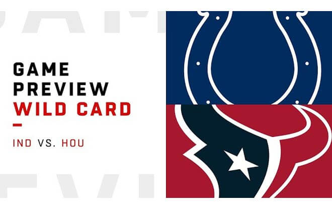 AFC Wild Card Betting Preview - Indianapolis Colts vs. Houston Texans Picks