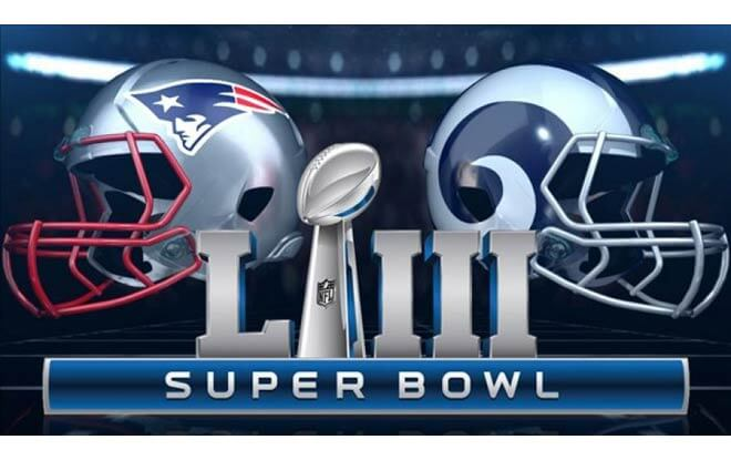 Super Bowl LIII - New England Patriots vs. Los Angeles Rams Picks and Updated Betting Line