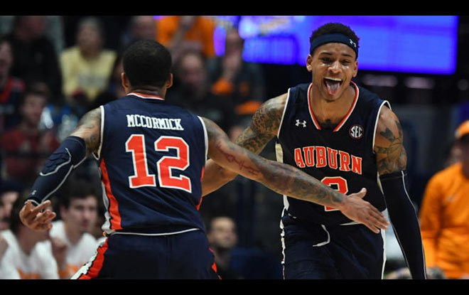 Auburn Tigers vs. New Mexico State Aggies First Round March Madness Betting