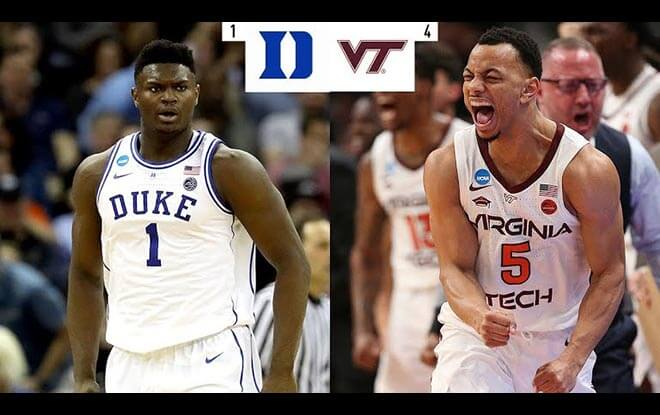 Duke Blue Devils vs. Virginia Tech Hokies NCAA Basketball Picks and Odds