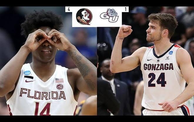 Florida State Seminoles vs. Gonzaga Bulldogs College Basketball betting odds and picks