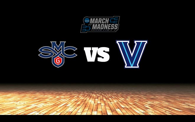 Villanova Wildcats vs. Saint Mary's Gaels March Madness Betting Preview