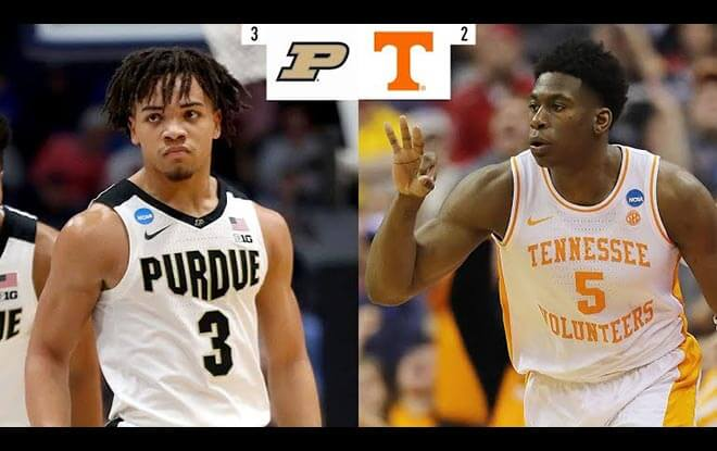 Tennessee Volunteers vs. Purdue Boilermakers Sweet 16 Betting odds and picks