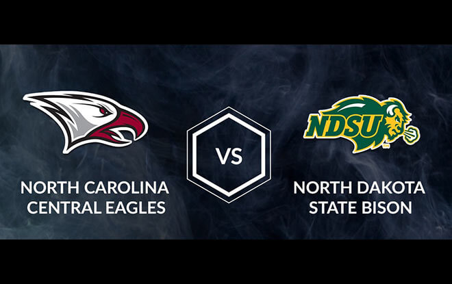 NC Central Eagles vs. North Dakota State Bison First Four Betting Odds & Picks