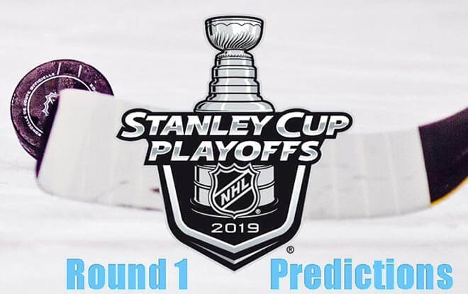 2019 Stanley Cup Playoffs Betting Odds and Picks for April 10