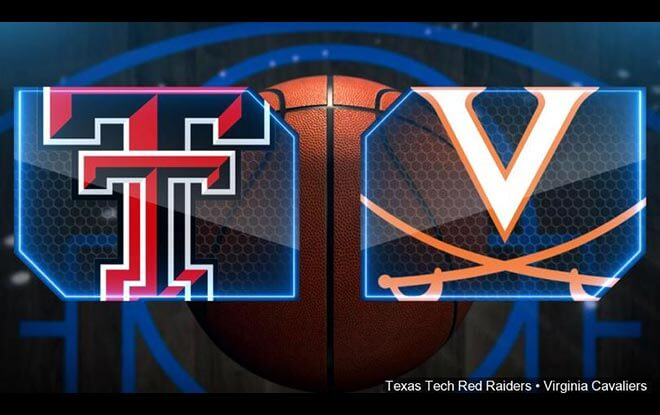 Texas Tech Raiders vs. Virginia Cavaliers NCAA Basketball Championship Betting Odds and Picks