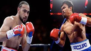 Manny Pacquiao vs. Keith Thurman Betting Odds and Picks