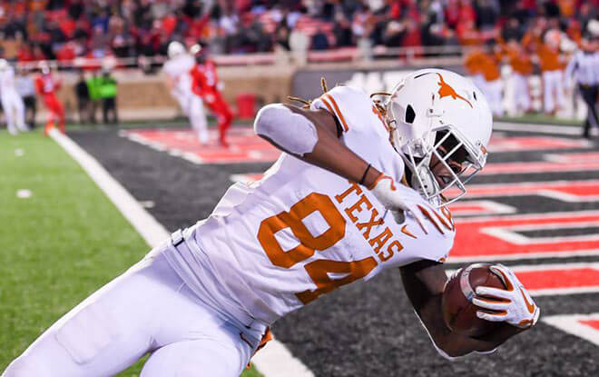 Texas Longhorns College Football Season Betting preview