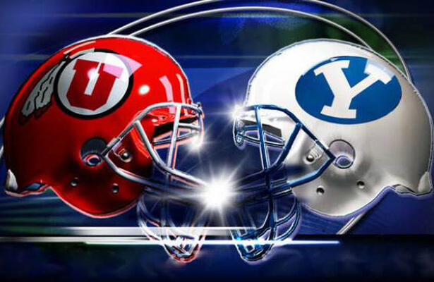 Utah Utes vs. BYU Cougars NCAA Football betting odds and predictions
