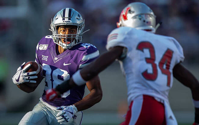 Kansas State Wildcats vs. Bowling Green Falcons College Football Betting Odds and Picks