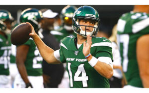 Jets Trade Paves Way for New Quarterback
