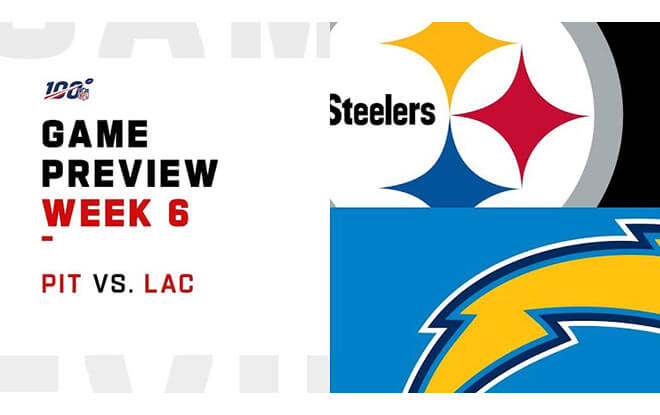 Los Angeles Chargers vs. Pittsburgh Steelers NFL Week 6 Betting Preview, Odds and Picks