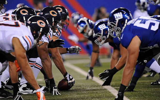 Giants Vs Bears Nfl Week 12 Best Sportsbook To Bet And Odds Best Online Sportsbooks