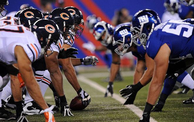 New York Giants vs. Chicago Bears NFL Betting Odds and Picks