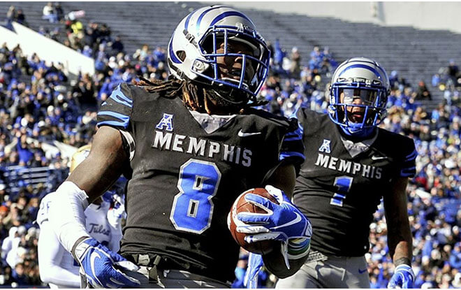SMU Mustangs vs. Memphis Tigers College Football Betting Odds and Picks