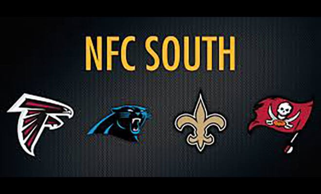 Saints vs. Bucs and Falcons vs. Panthers NFC South Betting Report