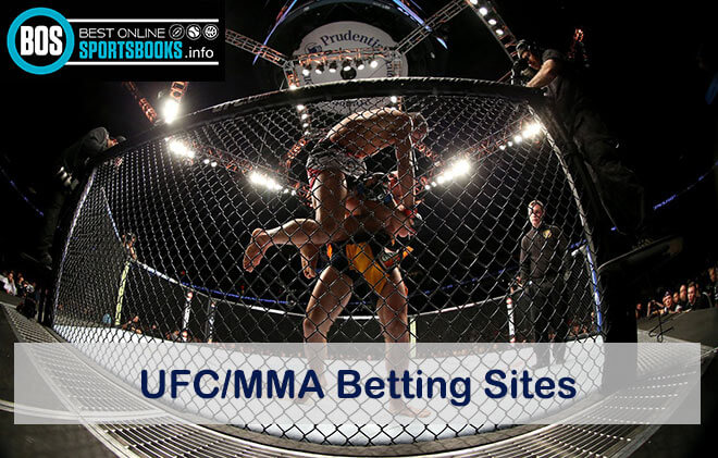 Top MMA/UFC Betting Sites