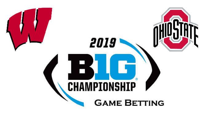 Ohio State Buckeyes vs. Wisconsin Badgers - Big Ten Championship Game Betting
