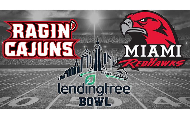 2020 LendingTree Bowl Betting: Miami OH vs. Louisiana
