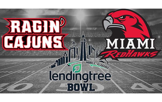 2020 LendingTree Bowl Betting: Miami OH vs. Louisiana