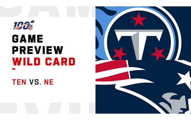 New England Patriots vs. Tennessee Titans - NFL Wild Card Playoffs Betting Preview