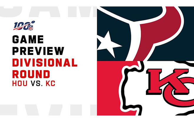 Kansas City Chiefs vs. Houston Texans NFL Divisional Rounds Betting Odds, and Picks