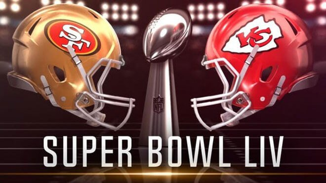 Chiefs vs. 49ers Super Bowl 54. Who will win the game?