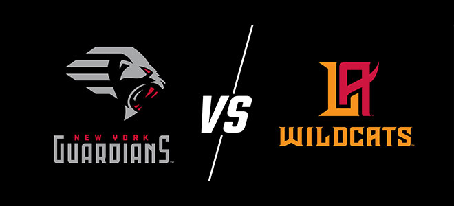 Los Angeles Wildcats vs. New York Guardians XFL Week 4 Betting Odds