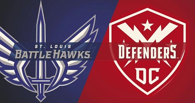 St. Louis BattleHawks vs. DC Defenders XFL Betting Odds and Picks