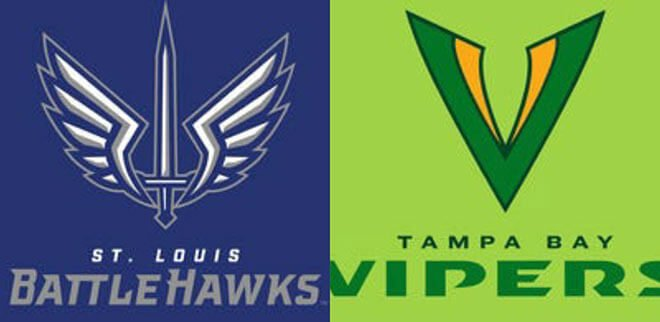 St. Louis BattleHawks vs. Tampa Bay Vipers XFL Betting Odds and Predictions