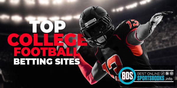 Best College Football Betting Websites