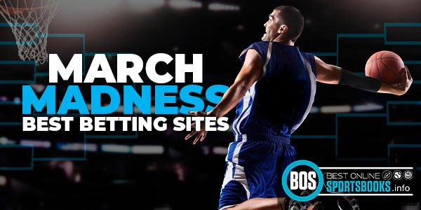 March Madness Best Betting Websites