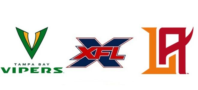 Tampa Bay Vipers vs. Los Angeles Wildcats XFL betting odds and picks