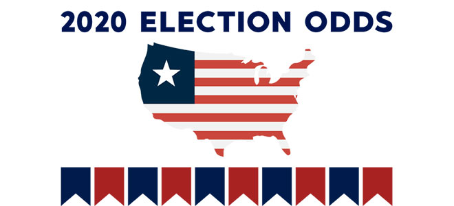 US Presidential Election 2020 Winner Betting Odds