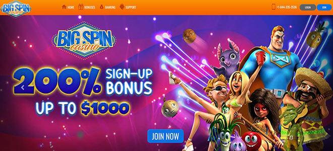 Is big spin casino legit