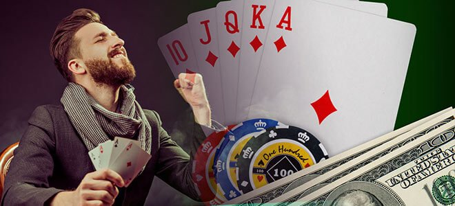Online Poker - Be a strong poker player