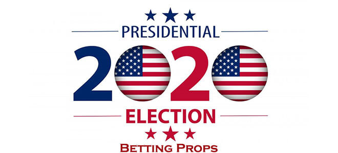 2020 US Presidential Election Betting Props